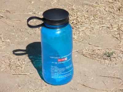 Eddie Bauer© Virutally Unbreakable Water Bottle