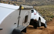 off road teardrop trailer