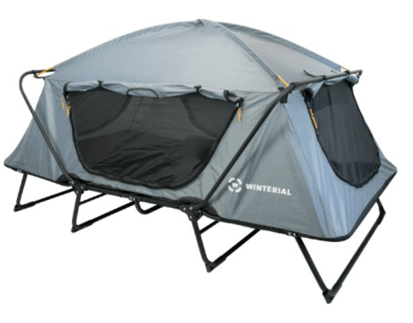 two person tent cot