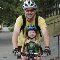 3 Quick Lessons Learned from our First Family Bike Ride
