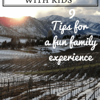 9 Tips for Wine Tasting with Kids
