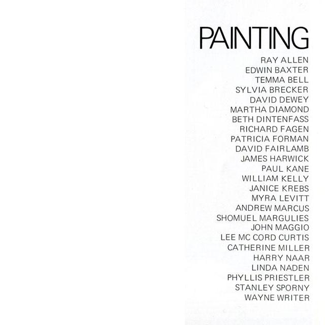 Painting-list
