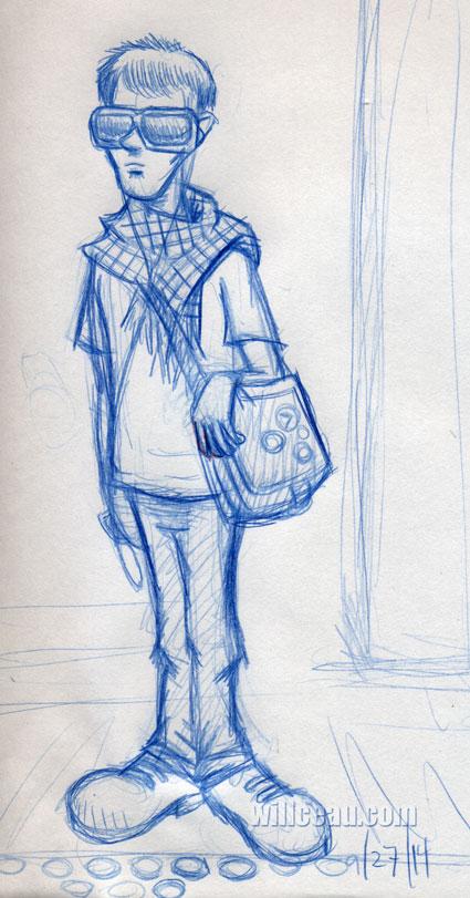 scarf-boy