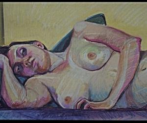 Nude by Emma Dromgoole