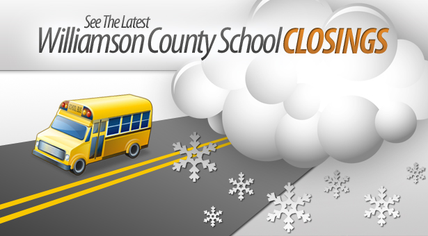 Williamson County School Closings – 02/01/13
