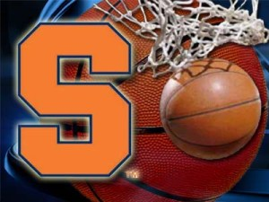 Syracuse Men's Basketball Logo