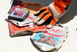 Atari Games Unearthed in New Mexico Desert