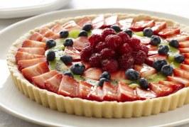 Recipe: 10 Minute Fruit Tart