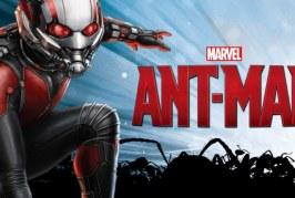 Ant-Man Packs a Big Punch