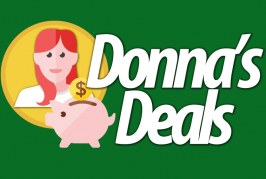 Donna's Deals: Freebies, Exercise Discounts & More