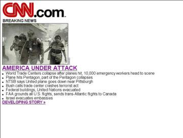 cnn home page, 11:20am