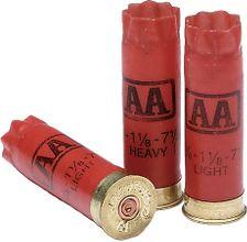 Reload Empty Shotgun Shells With Pellets