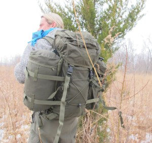 Creek's Bug Out Bag