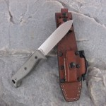 Creek's Survival Knife & HedgeHogLeatherworks.com, société phare