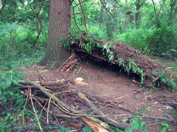 C1 Survival Shelter