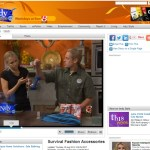 Creek Discusses SURVIVAL FASHION ACCESSORIES on WISH-TV 8 Indianapolis