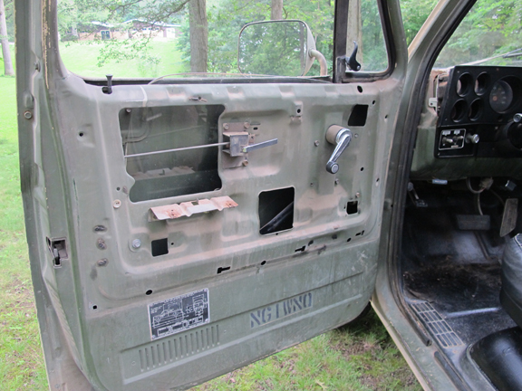 Bug Out Vehicle Interior : Bug out vehicle bov chronicles creek s project