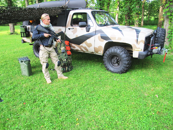 Homemade Bug Out Vehicle : Bug out vehicle bov chronicles the final post series