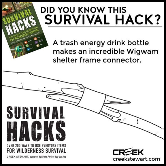 200 + Survival Hacks!