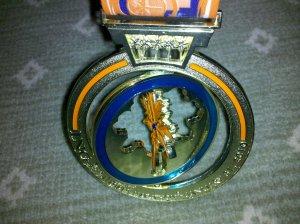 Miami Medal Single Spin