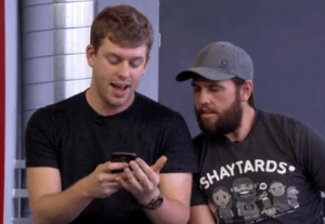 "Shaycarl and CoreyVidal announce donors to ""I'm Vlogging Here,"" a documentary on YouTubers."