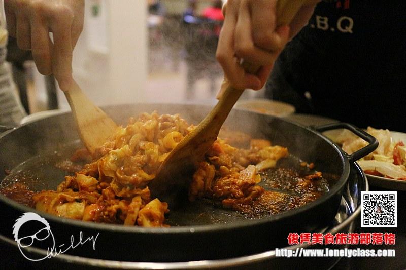 北海美食: KO.B.Q Raja Uda