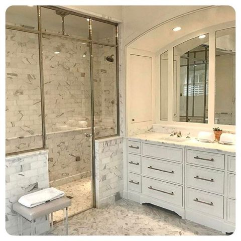 we love the results of this stunning master bath