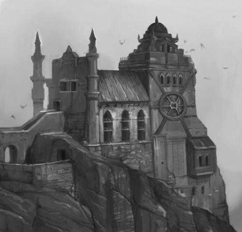 grey-art-castle-by-wallpaper-beta-com