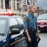 "Supernatural -- ""Don't Call Me Shurley"" -- Image SN1120A_0085.jpg -- Pictured: Sonja Bennett as Deputy Jan Harris -- Photo: Liane Hentscher/The CW -- © 2016 The CW Network, LLC. All Rights Reserved"
