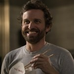 """Supernatural -- """" All In The Family"""" -- SN1121a_0285.jpg -- Pictured: Rob Benedict as Chuck Shurley -- Photo: Katie Yu/The CW -- © 2016 The CW Network, LLC. All Rights Reserved"""