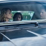 """Supernatural -- """"The Foundry"""" -- SN1203a_0311.jpg -- Pictured (L-R): Samantha Smith as Mary Winchester, Jared Padalecki as Sam and Jensen Ackles as Dean -- Photo: Dean Buscher/The CW -- © 2016 The CW Network, LLC. All Rights Reserved"""