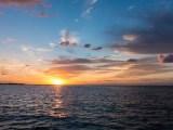 Mitsegeln auf den Bahamas: und noch ein Traum: die Sonnenuntergänge