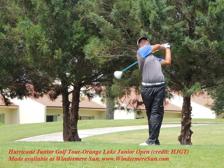 Hurricane Tour Junior Golf