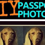 DIY Passport Photos – How to take your own passport photos for practically free