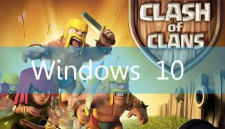 Clash of Clans for Windows 10/8.1/7 PC or Laptop 32/64 Bit Free Download