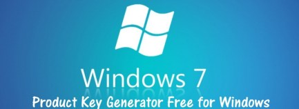 Windows 7 Product Key Generator Free for Windows