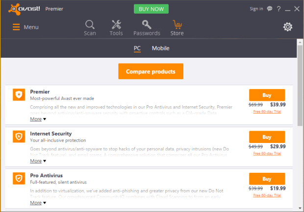 Avast Premier 2016 License File [ Crack ] Till 2050