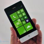 HTC 8S Domino