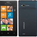 Alcatel One Touch black