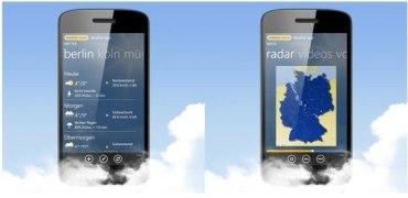 Weather-App-Titel