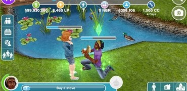 The Sims FreePlay - Screenshot