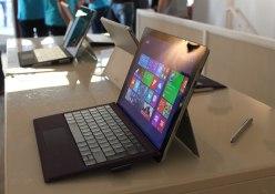 Surface Pro 3 seite