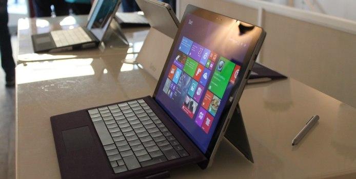 Microsoft bestätigt neuerdings Akkuprobleme mit dem Surface Pro 3