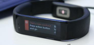 Microsoft Band Hands On WParea 3