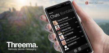 Threema Windows Phone