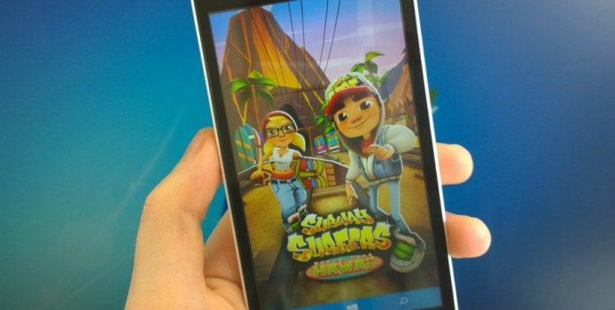 App-News: Subway Surfers UWP, Groove, ProShot und Youtube