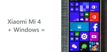 Xiaomi Mi 4_Windows 10