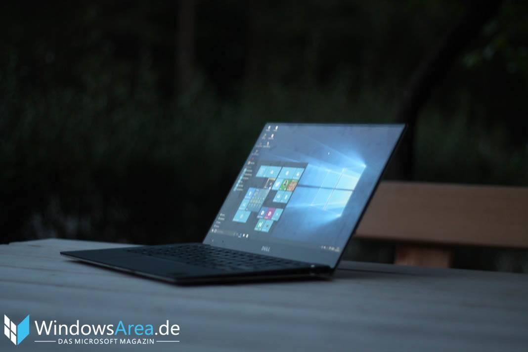 Dell XPS 13 mit Windows 10 im Test: Das bisher beste 13 ...