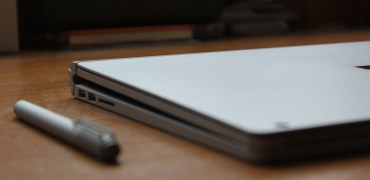 Microsoft Surface Book Review Test Deutsch Stift