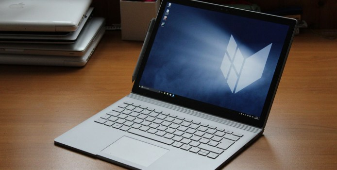 Microsoft Surface Book Review Test Deutsch